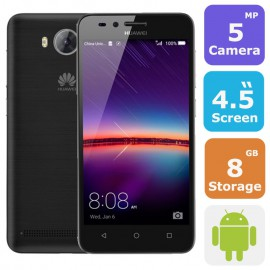Huawei y3 ii 4G dual sim mobile phone(Android 5.1,4.5 Inch,4G+WiFi,8GB+1GB)