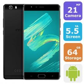Innjoo 3 FINGERPRINT SMARTPHONE(Android 6.0,5.5 Inch, 4G+WiFi,64GB+4GB)