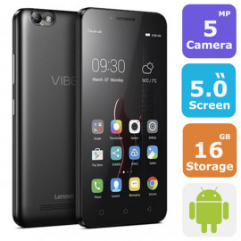 Lenovo Vibe C A2020 Dual Sim Smartphone (Android OS,5 Inch,16GB+1GB,4G+WiFi)