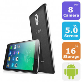 Lenovo Vibe P1m (5.0 inch, Android 5.1, 16 GB,LTE+Wi-Fi)