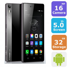 LENOVO VIBE SHOT Z90 ( Android OS,5.0 Inch,Dual Sim,32GB+3GB,LTE,4G+WiFi)