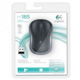 Logitech M185 USB Wireless Optical Mouse