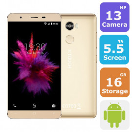Xtouch Z3 LTE Fingerprint Smartphone (Android 6.0, 5.5 Inch, 16GB+2GB ,4G+WiFi)